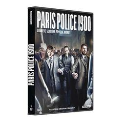 Paris police 1900 . Saison 1 / Julien Despaux, Frederic Balekdjian, Fabien Nury, réal.  | Despaux, Julien. Metteur en scène ou réalisateur