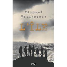 L'île / Vincent Villeminot | Villeminot, Vincent. Auteur